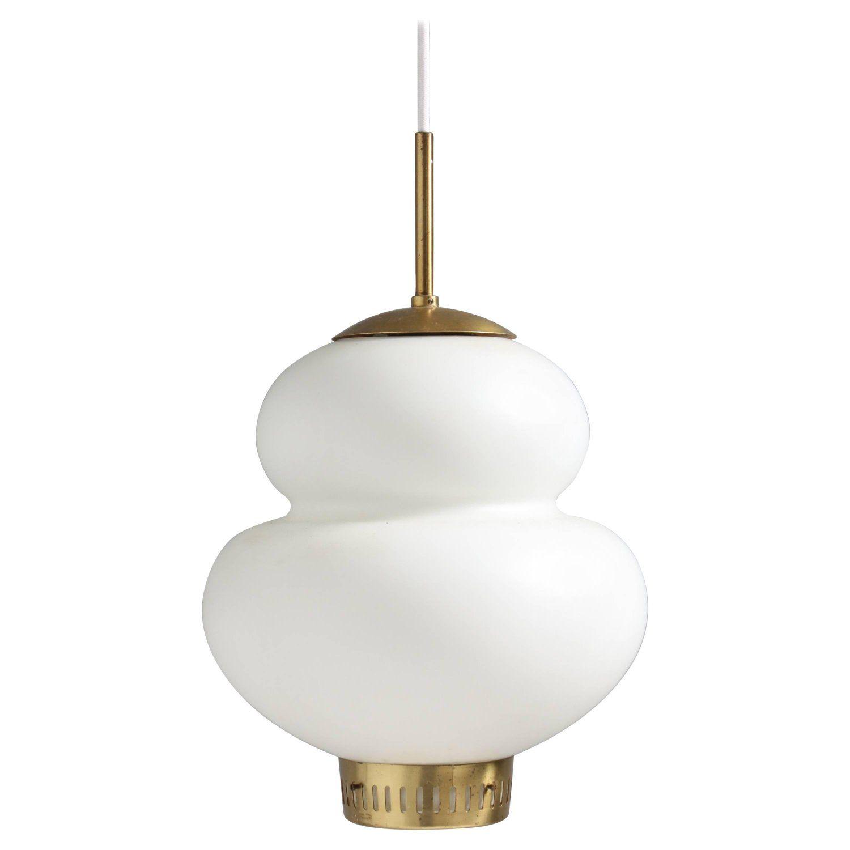 Peanut Pendant By Bent Karlby Glass Lights Pendant Light