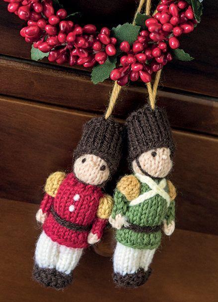 Photo of Wer liebt Weihnachten nicht? Stricken Sie diese unwiderstehlich süßen Spielzeu…