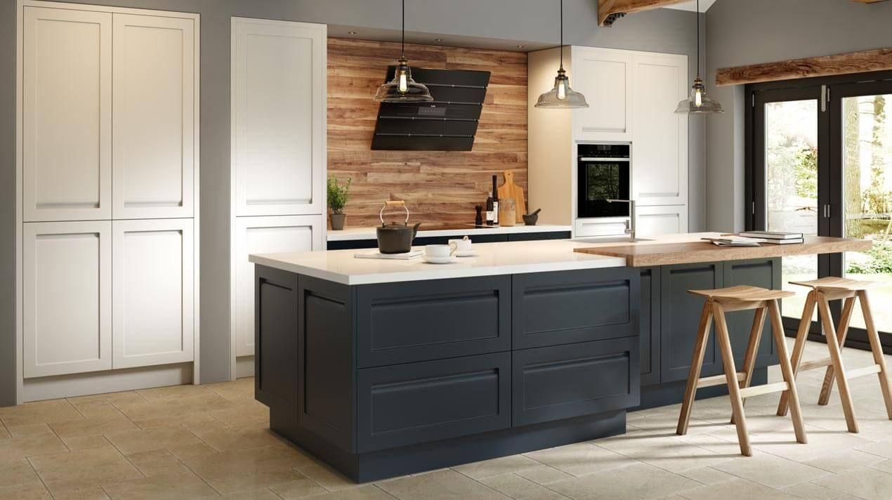 Küchenideen offen schwarz und matt die schönsten küchenideen und bilder  haus küche