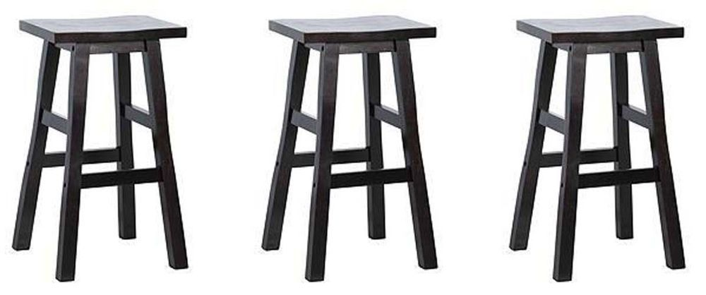 Solid Wood Saddle Stools In Natural And Painted Decor Direct Offers Unique Artisan Crafted Industrial Style Furni Industrial Style Furniture Bar Stools Stool