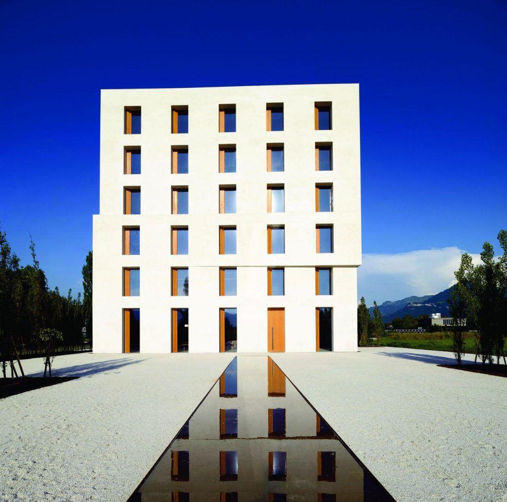 Brick Award : immeuble 2226, par Baumschlager Eberle Lusteneau | #brique #architecture #teamarchi #immeuble #design