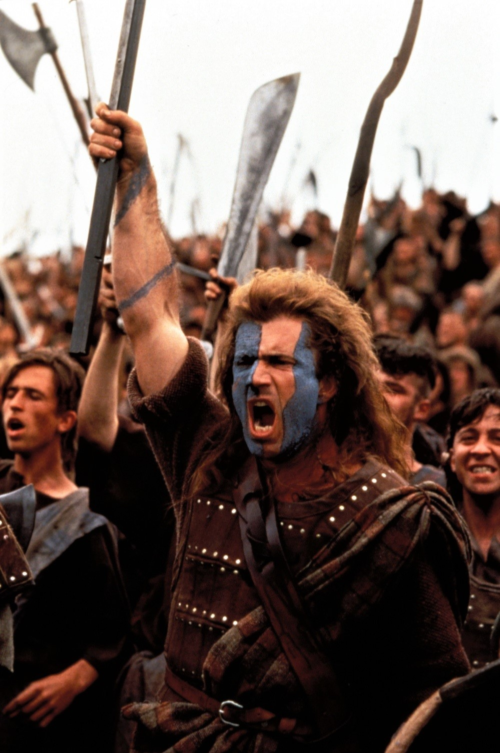 Rien Que Pour Vos Yeux Photos Braveheart Mel Gibson Historical Film