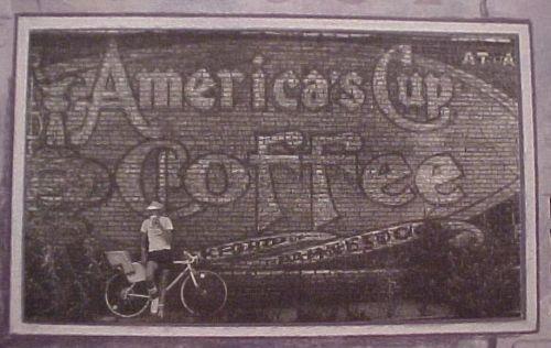 Ghost Sign Brick Wall Advertising Ad History Making