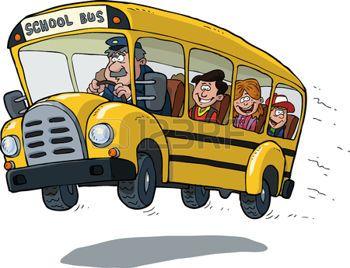 47183720 School Bus On White Background Vector Illustration Jpg 350 268