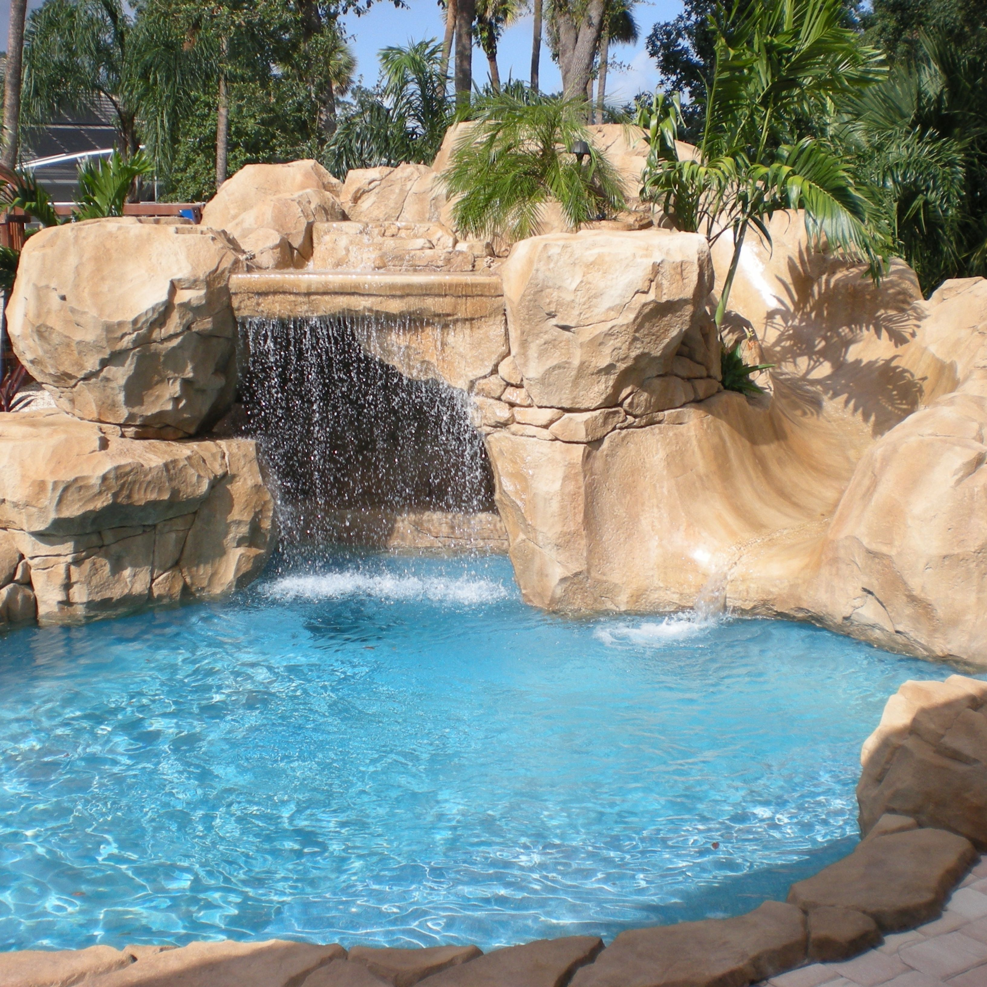 What Better Way To Have Fun In The Sun With A Refreshing Pool
