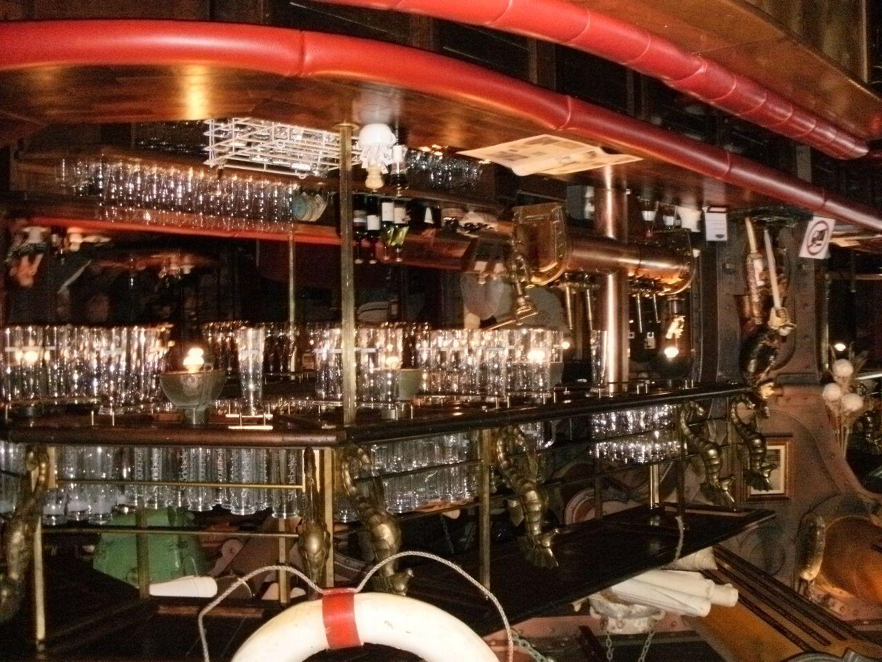 Restaurant Nautilus In Neukamp Auf Rugen Speisen Auf Den Spuren Von Jules Verne Www Ruegen Nautilus De Insel Rugen Rugen Darss Zingst