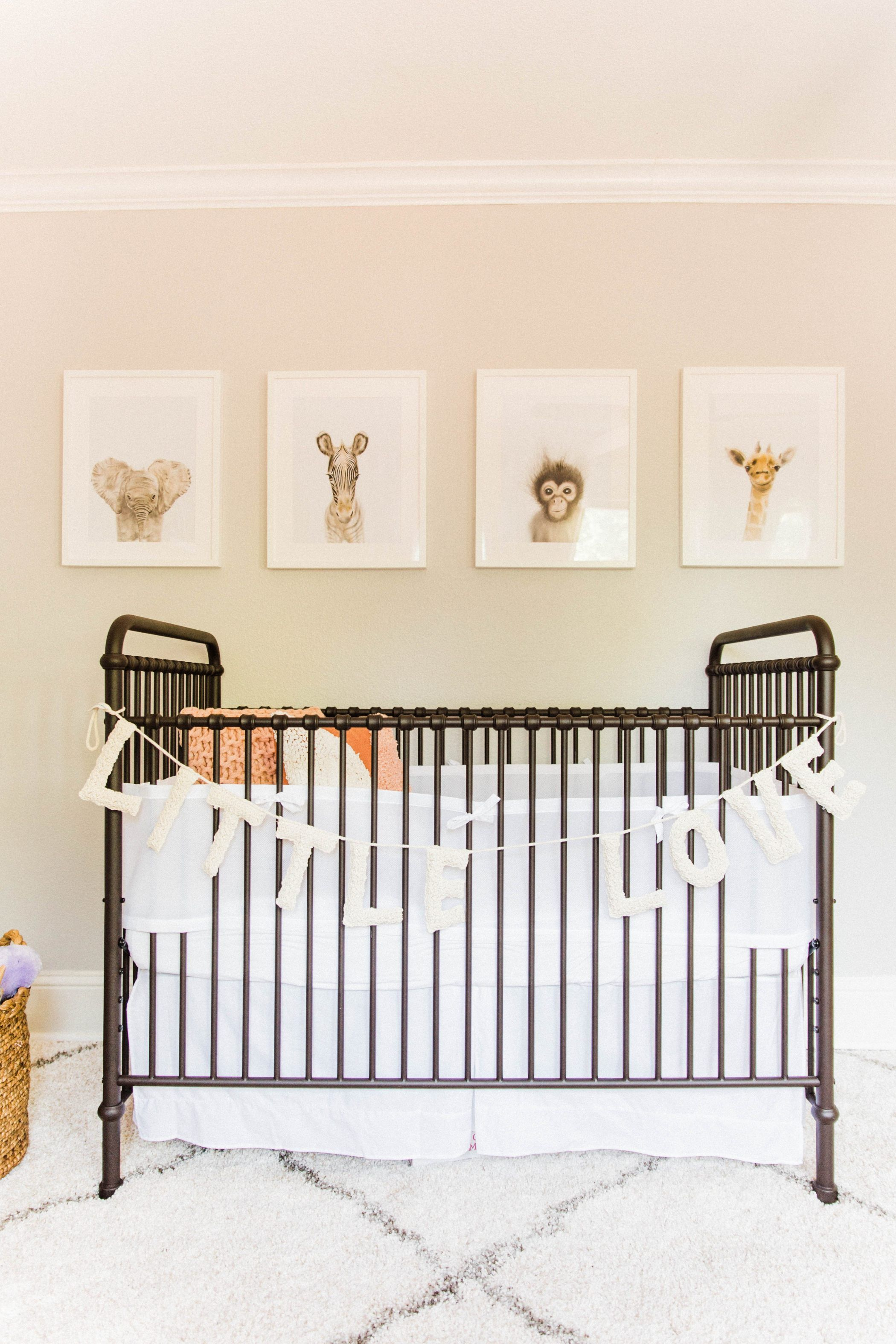 The Best Restoration Hardware Nursery Dupes Nursery