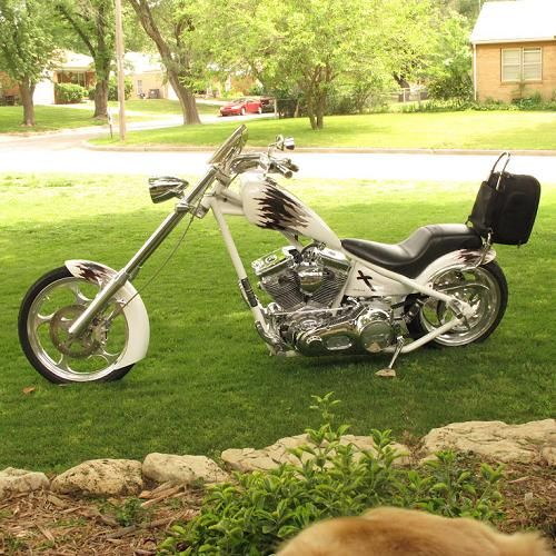 For Sale 2004 Big Dog Ridgeback About 25k Miles Top End Redone 1000 Miles Ago 20 Thousandths Over Huge S Motor And Motorcycle Model Big Dogs Motorcycle