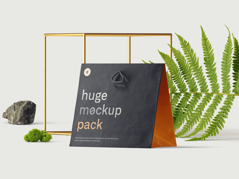 Free Paper Shopping Bag Psd Mockup Creativebooster Bag Mockup Free Packaging Mockup Free Mockup
