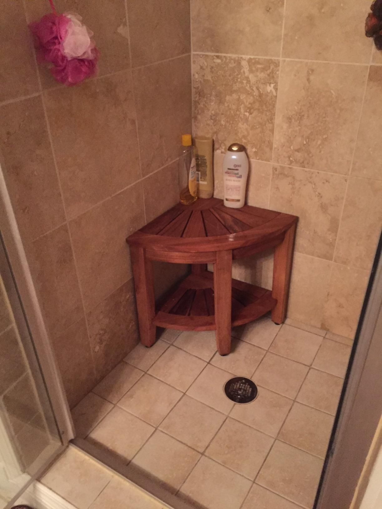 Best Shower Chair Reviews In 2020 Shower Bench Shower Chair Rustic Shower