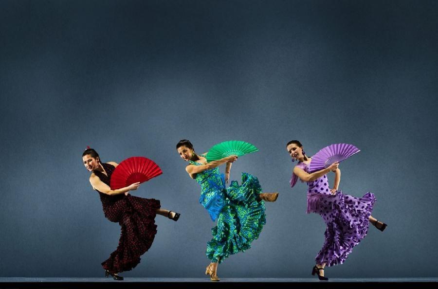 Fandango by lafiba dance wallpaper dancers art flamenco