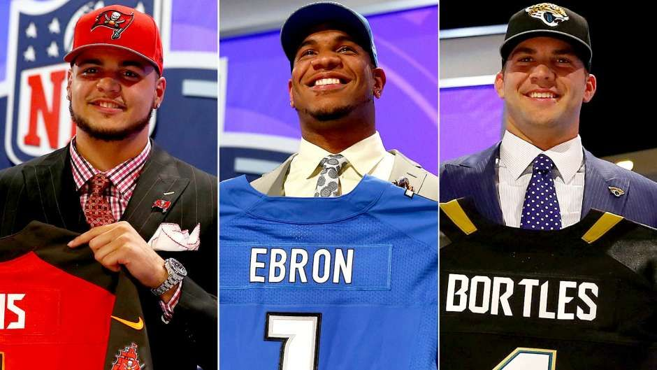 Now it's time to judge Grading the 2014 NFL Draft Nfl