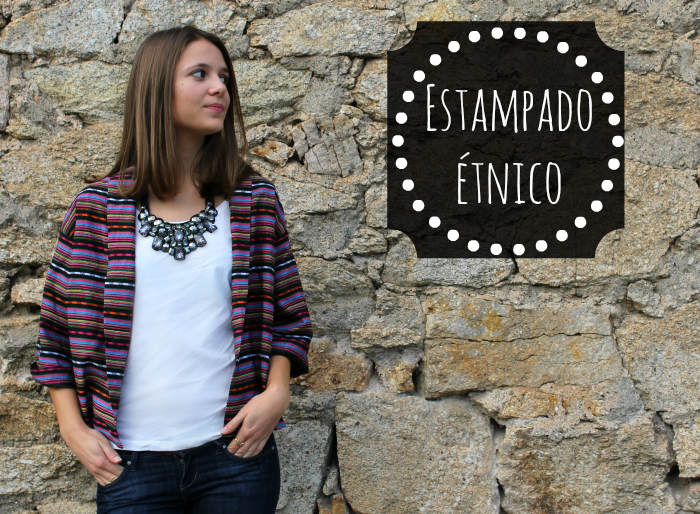 I love it!: OUTFIT: ESTAMPADO ÉTNICO