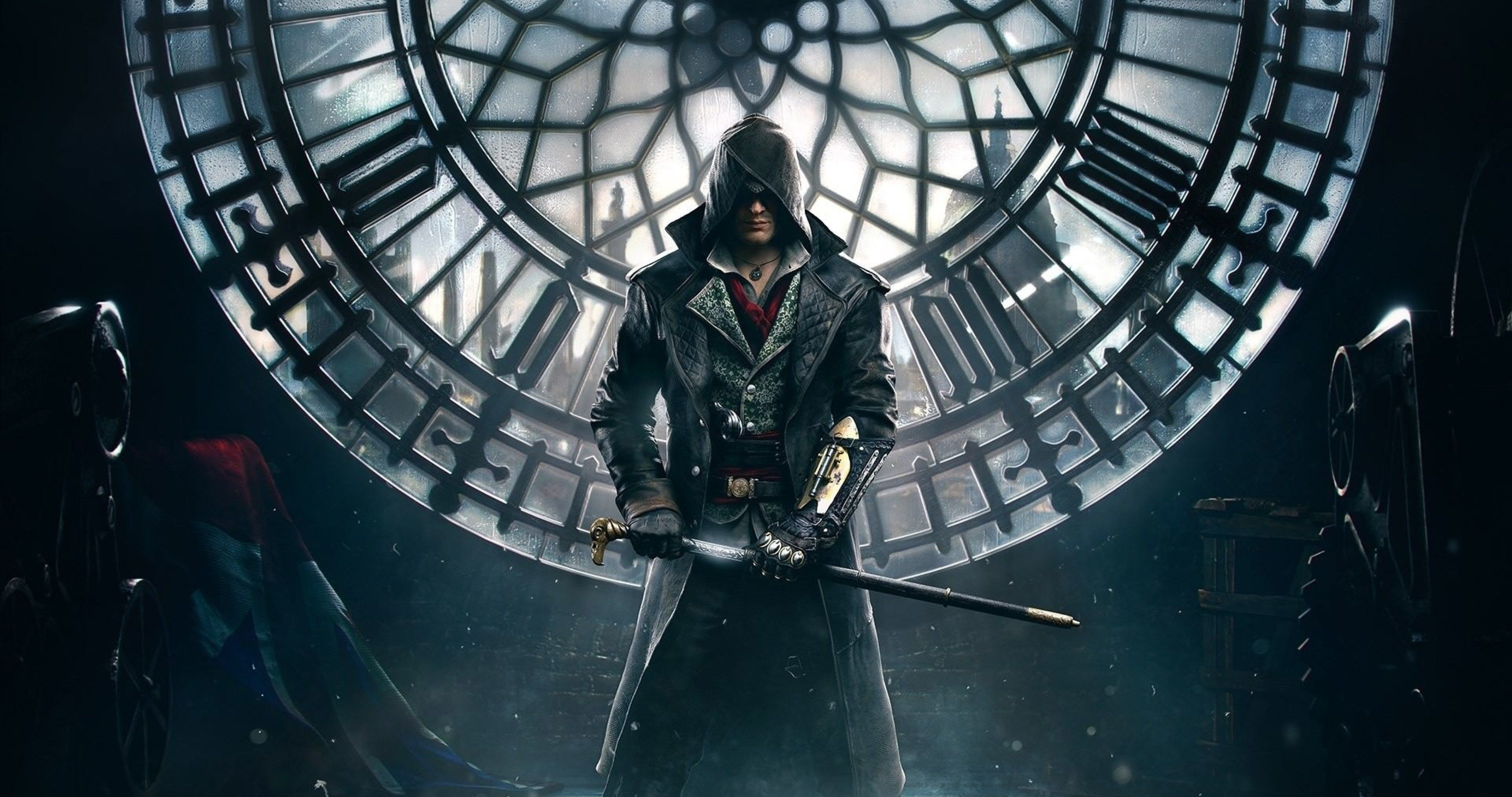 Assassins Creed Syndicate 4k Ultra Hd Wallpaper Ololoshenka