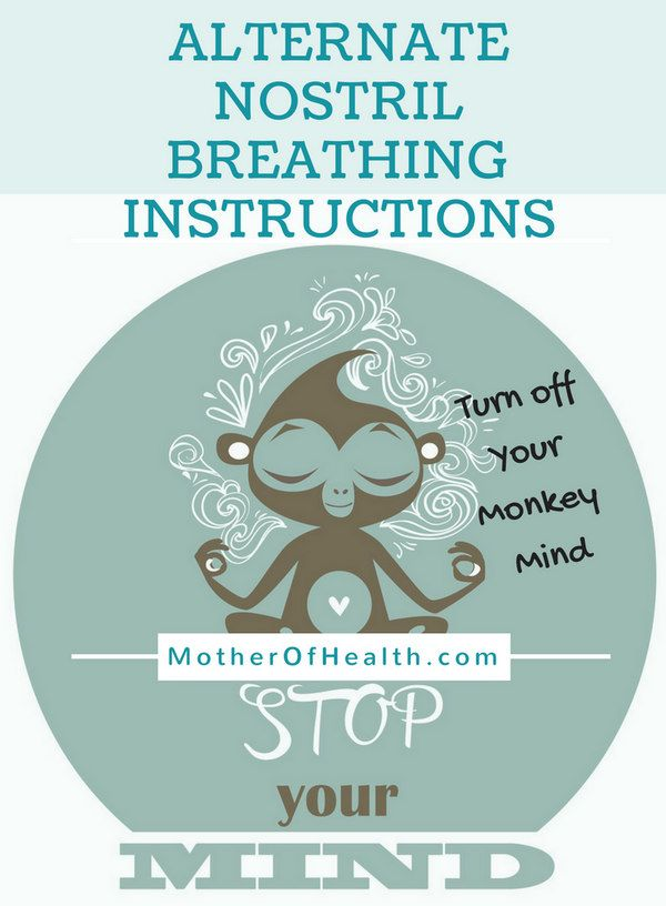 Alternate Nostril Breathing Instructions Pranayama Ayurveda And Lungs