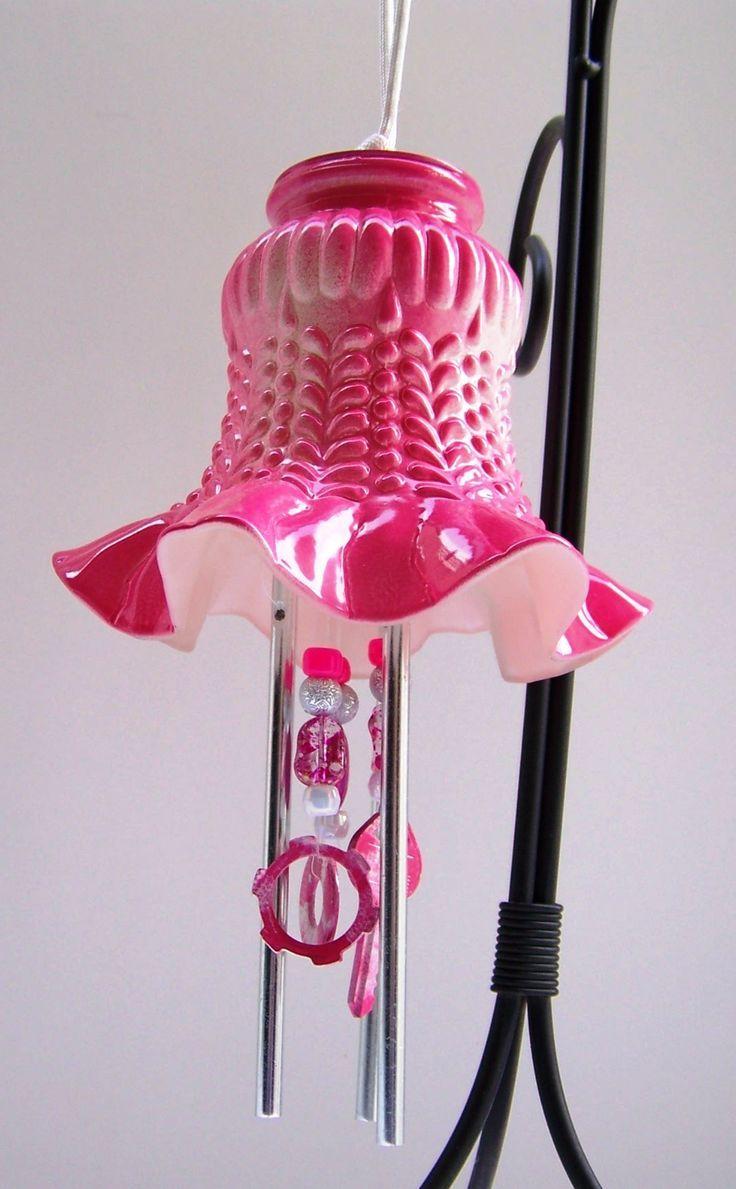 Pink Lamp Shade Diy