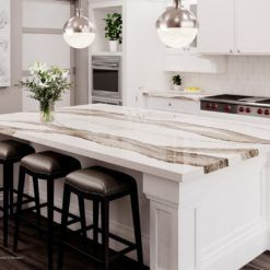 Skara Brae Cambria Quartz | Custom Kitchen & Bath Tampa | Cambria