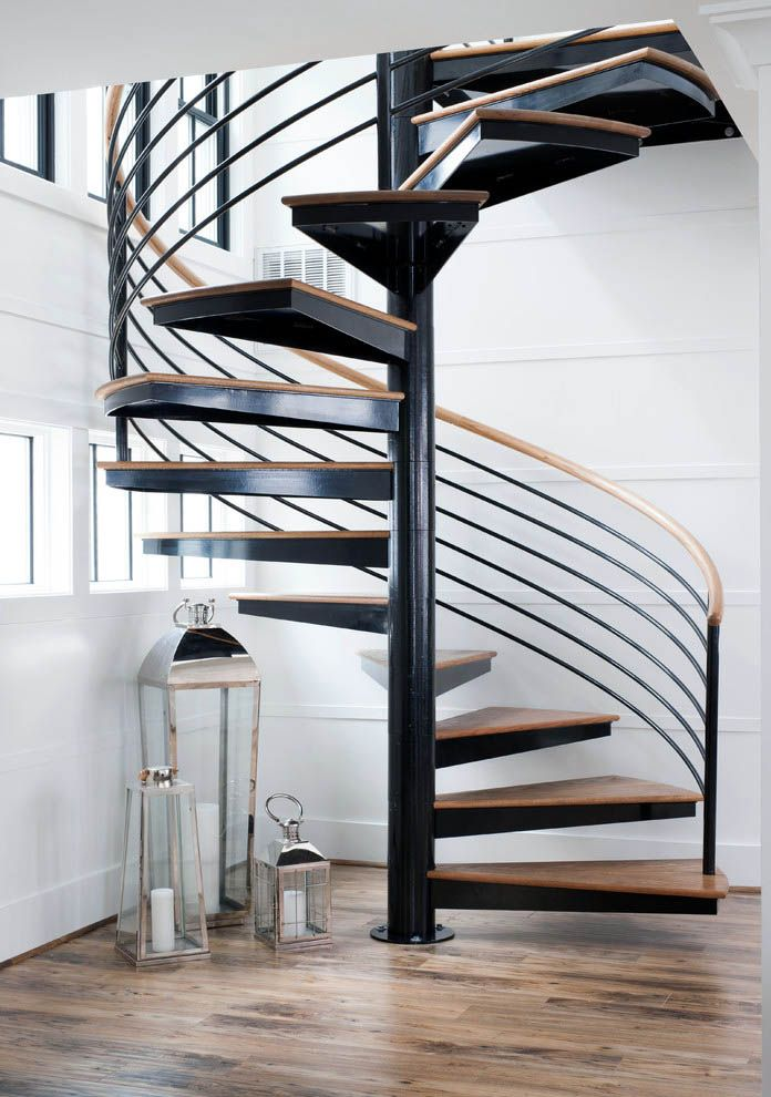 Best Replace Spiral Staircase With Regular Stairs One And 400 x 300