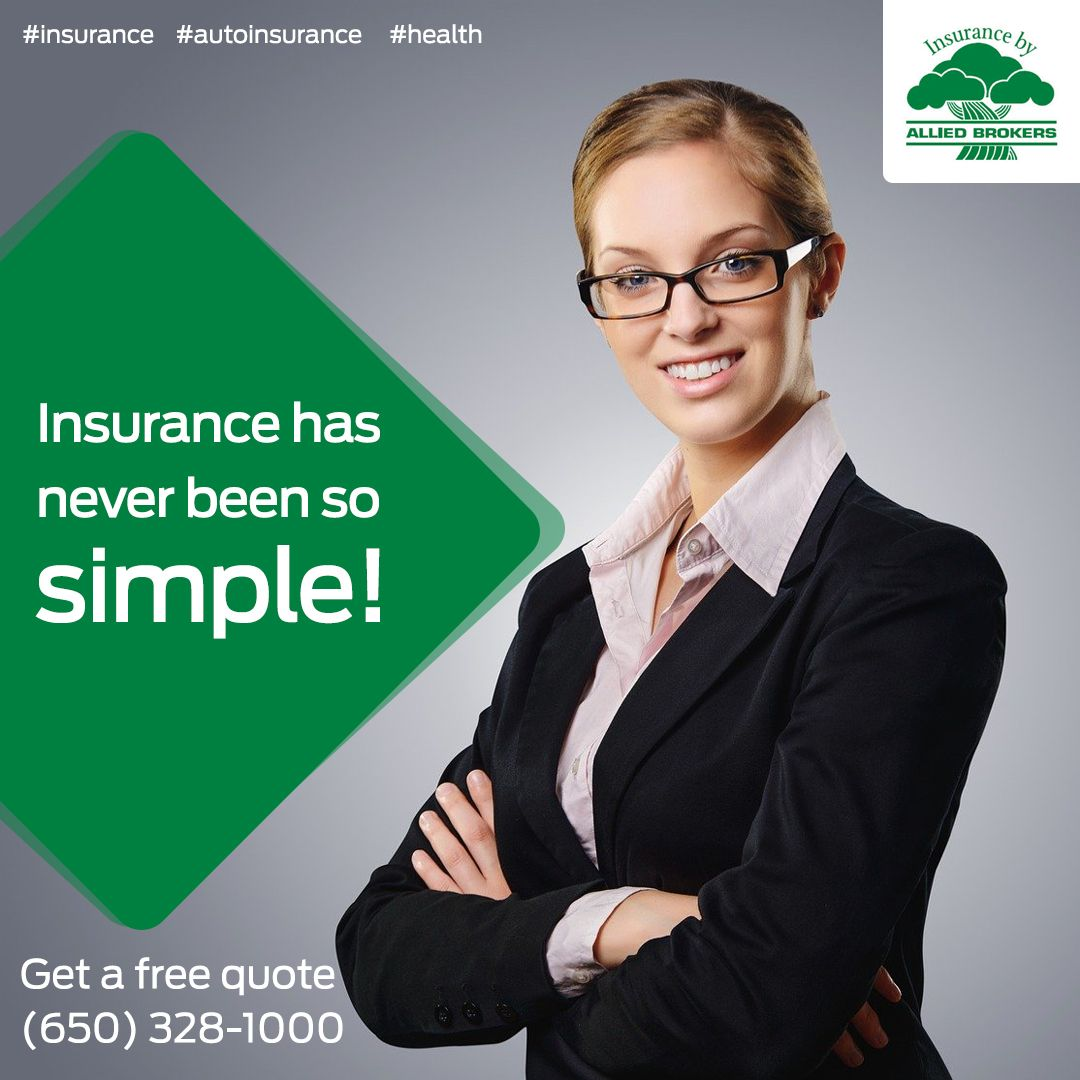 Insurance Has Never Been So Simple Whether It Is Personal