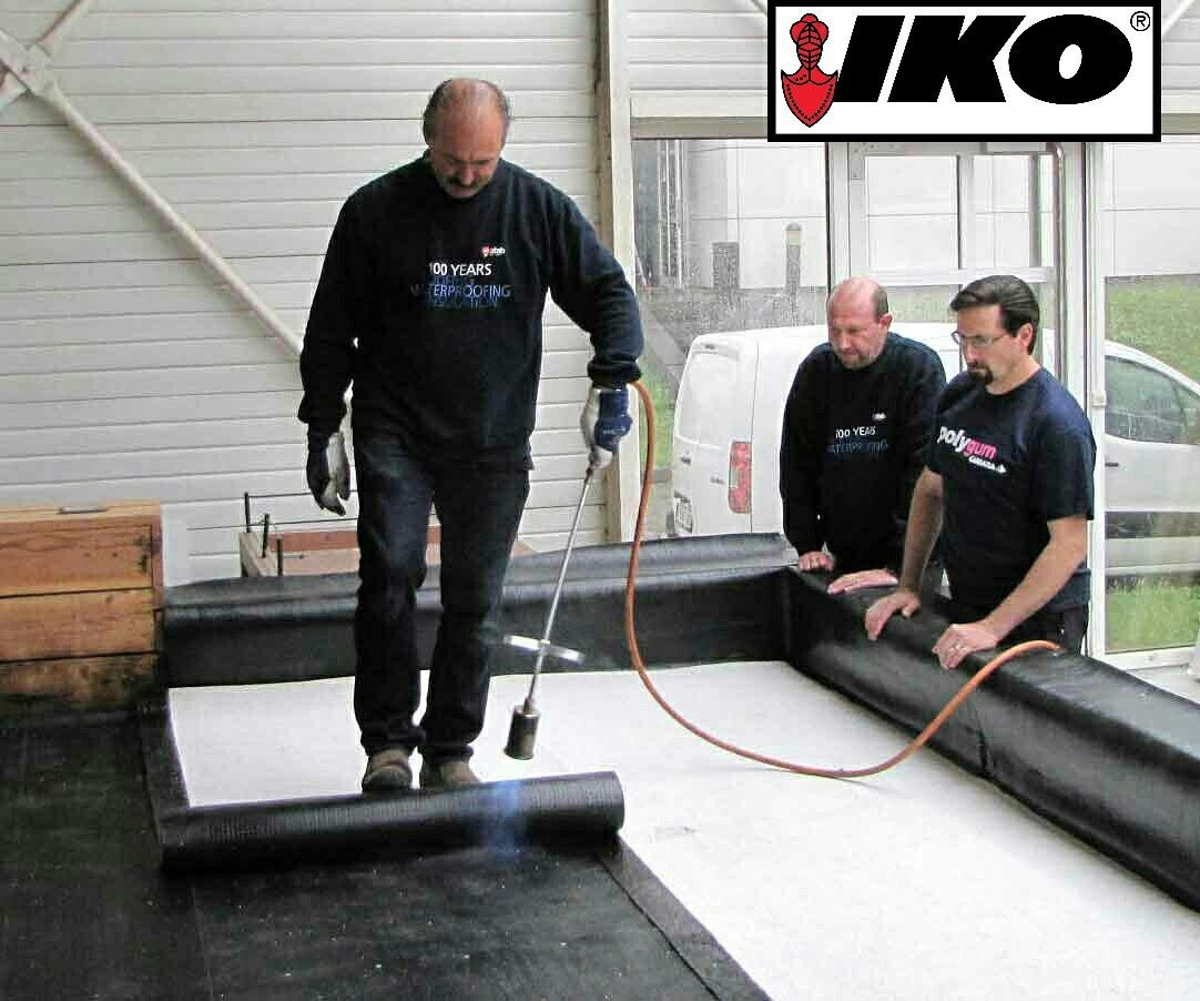 Iko Roofing Bituminous Membranes In System Turbo Benefits Turbo Profile With Burls On The Lower Surface Solar Roof Shingles Corrugated Roofing Solar Roof