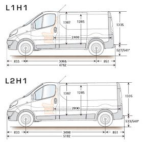 renault trafic camper medidas renault trafic camper campervan van camping und camper. Black Bedroom Furniture Sets. Home Design Ideas