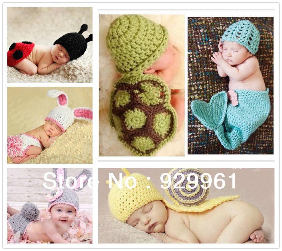disfraces recin nacidos crochet