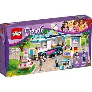 #newarrivals #LEGO Friends Heartlake News Van 41056