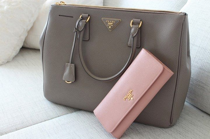 c37e3aec5a7d Prada Bag   Purse....Love them both and the combination...This grey shade  is driving me crazy....So elegant.