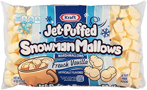 Kraft Jet-puffed Holiday Flavored Marshmallows #flavoredmarshmallows