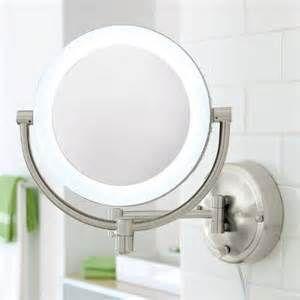 Brookstone Lighted Mirror Yahoo Search Results Espejo Con