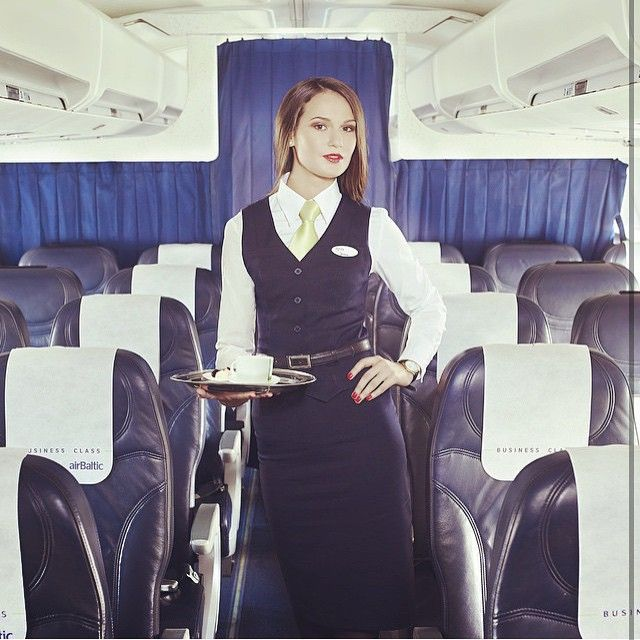 finlwy The most beautiful flight attendants of the world - air canada flight attendant sample resume