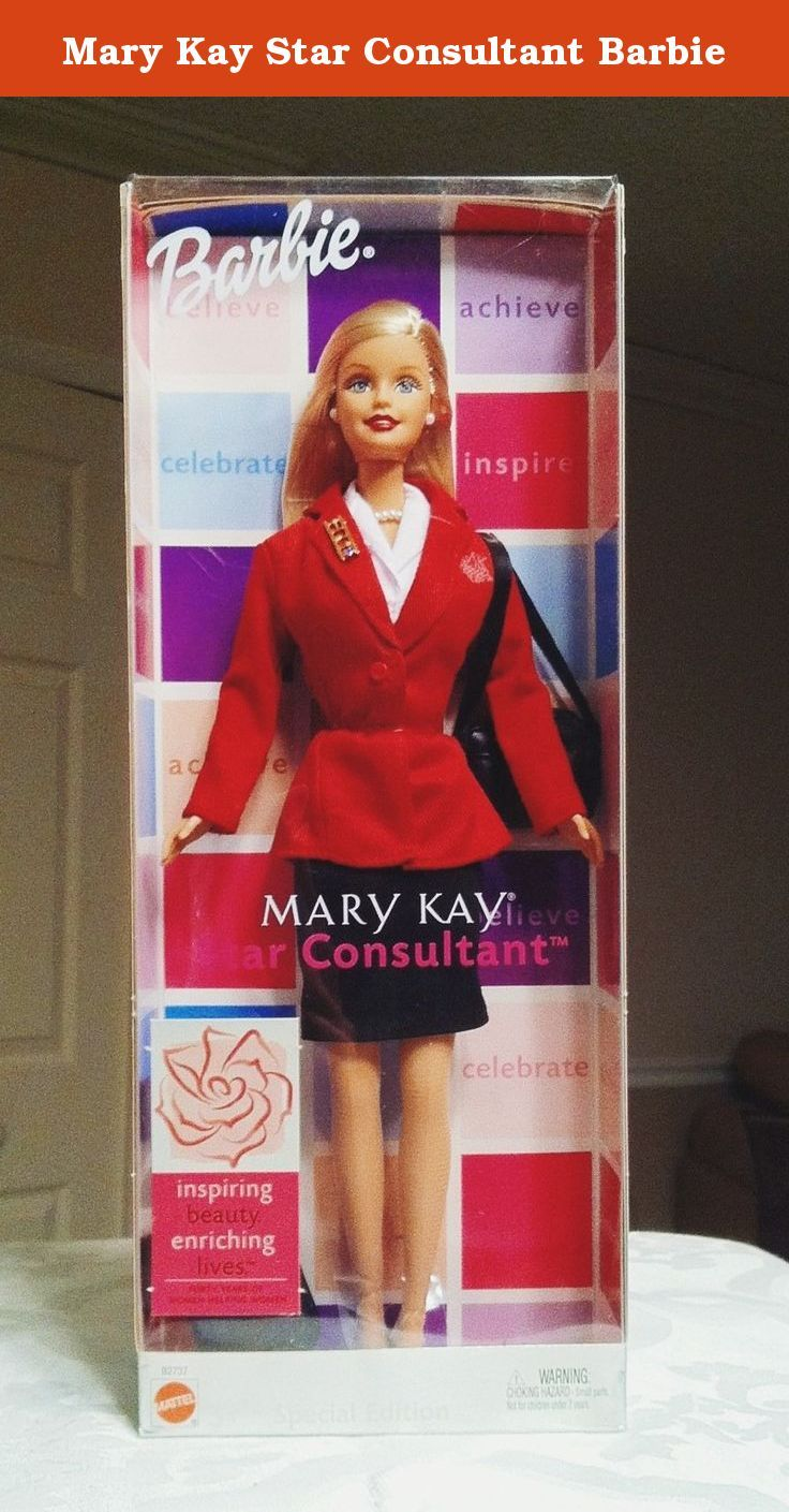 Mary Kay Star Consultant Barbie. Special Edition of Mary