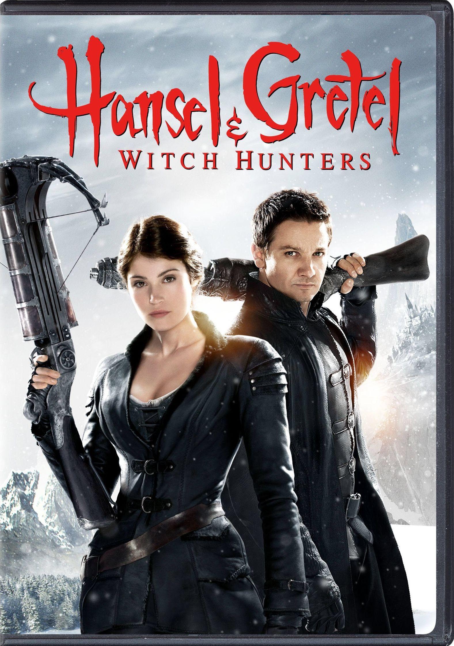 Item Display Hansel Gretel Videorecording Witch Hunters Hunter Movie Jeremy Renner Renner