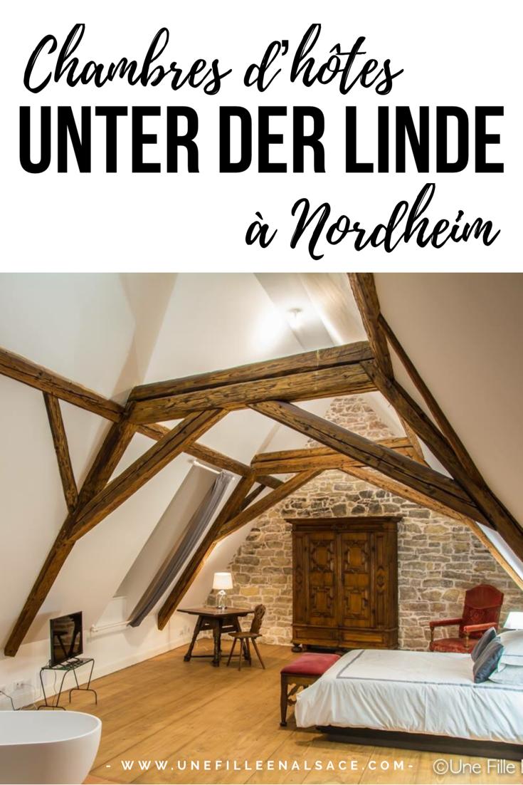 Chambres D Hotes Unter Der Linde Nordheim Chambre D Hote Nuit En Amoureux Chambre