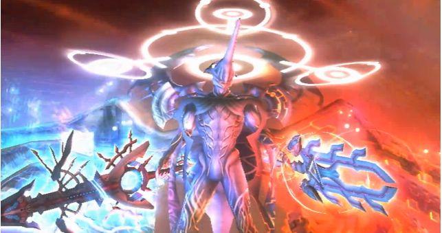 Final Boss-Zanza (in-game pic) | Xenoblade chronicles, Xenoblade ...