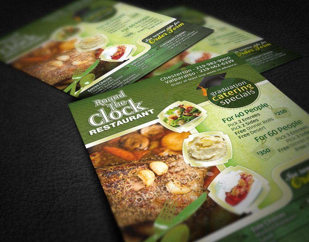 catering menu design - Deckideen Nz