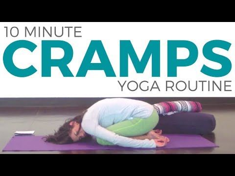 15 minute yoga for during your period  yoga for menstrual