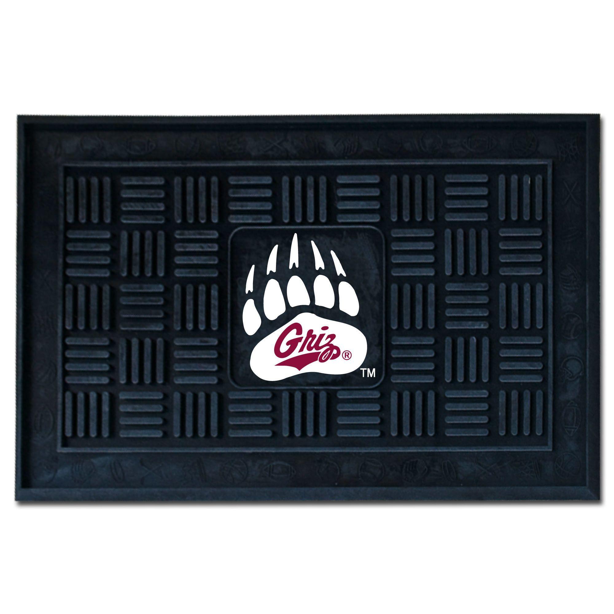 Collegiate Montana Medallion Doormat