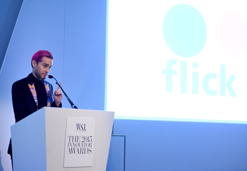 Actor Jared Leto speaks onstage at the WSJ. Magazine 2015 Innovator Awards at the Museum of Modern Art on November 4, 2015 in New York City.