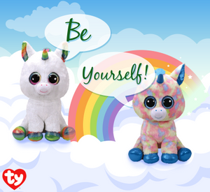 Pixy Blitz Want You To Know You Re Unique Ty Animals Beanie Boos Baby Beanie