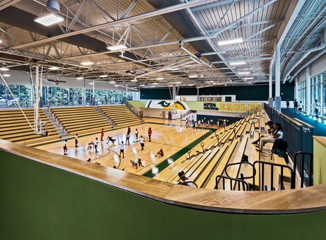 Charles r drew charter school athletic facilities - Interior design colleges in atlanta ga ...