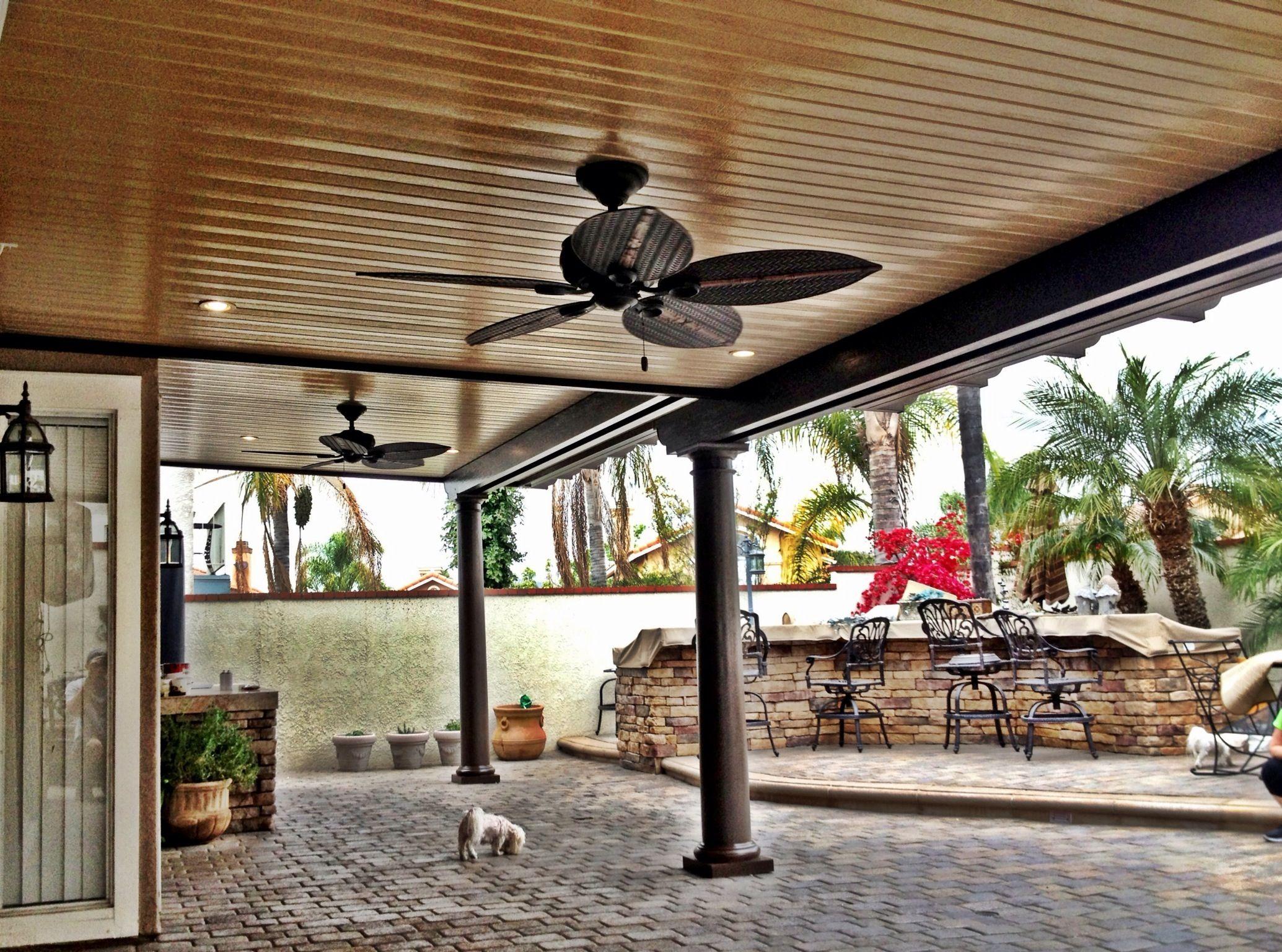 Alumawood Diy patio kit