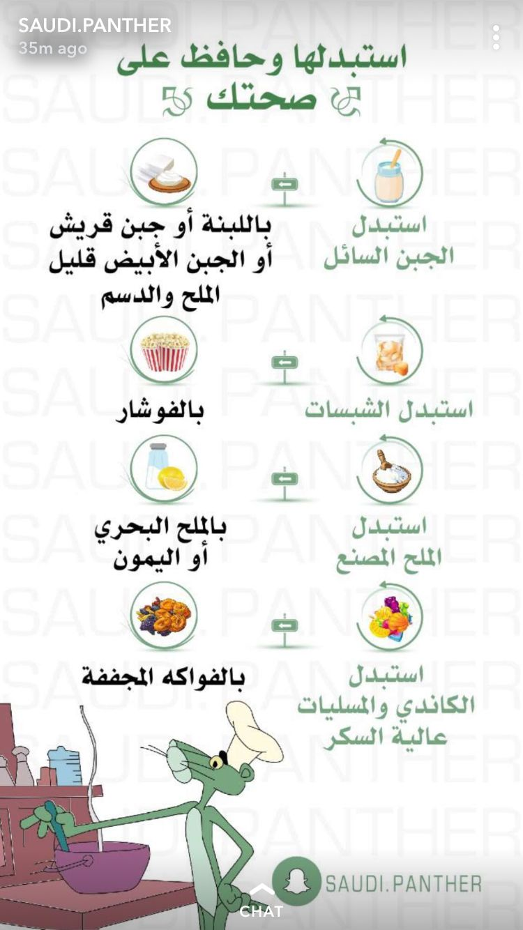 Pin By Re0o0ry ه م س ات ع اب ر ة On Informations معلومات Health Fitness Nutrition Health And Wellness Center Health And Nutrition