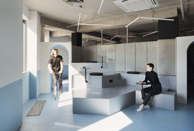 Architecture dinterieur: pandadoc le nouveau projet de studio11