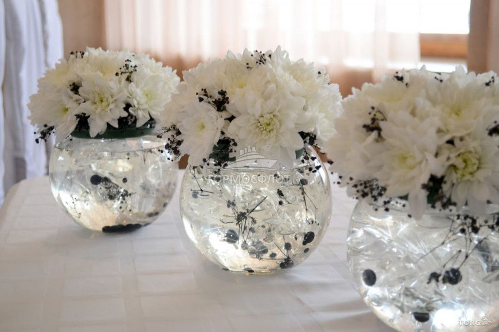 Украшения столов на свадьбу своими руками фото