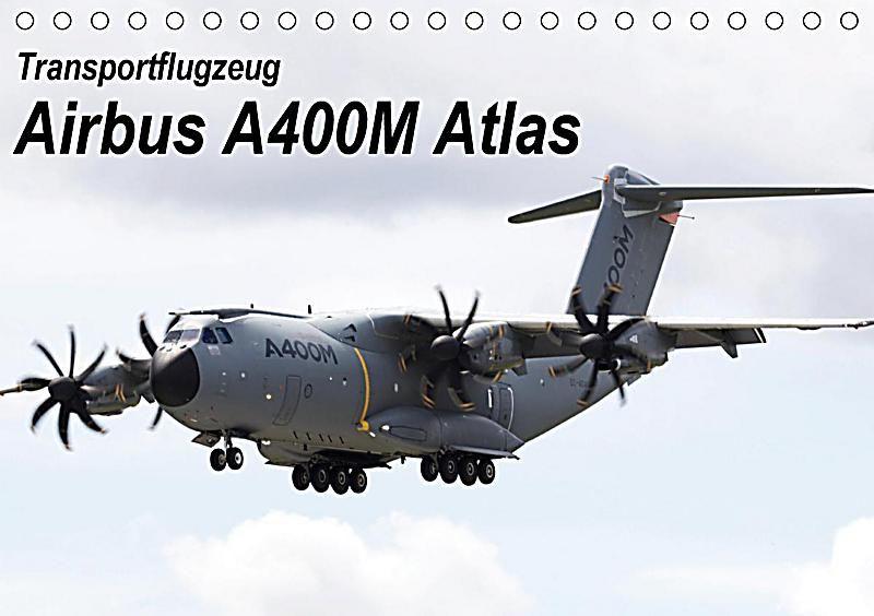 Transportflugzeug Airbus A400m Atlas Tischkalender 2020 Din A5