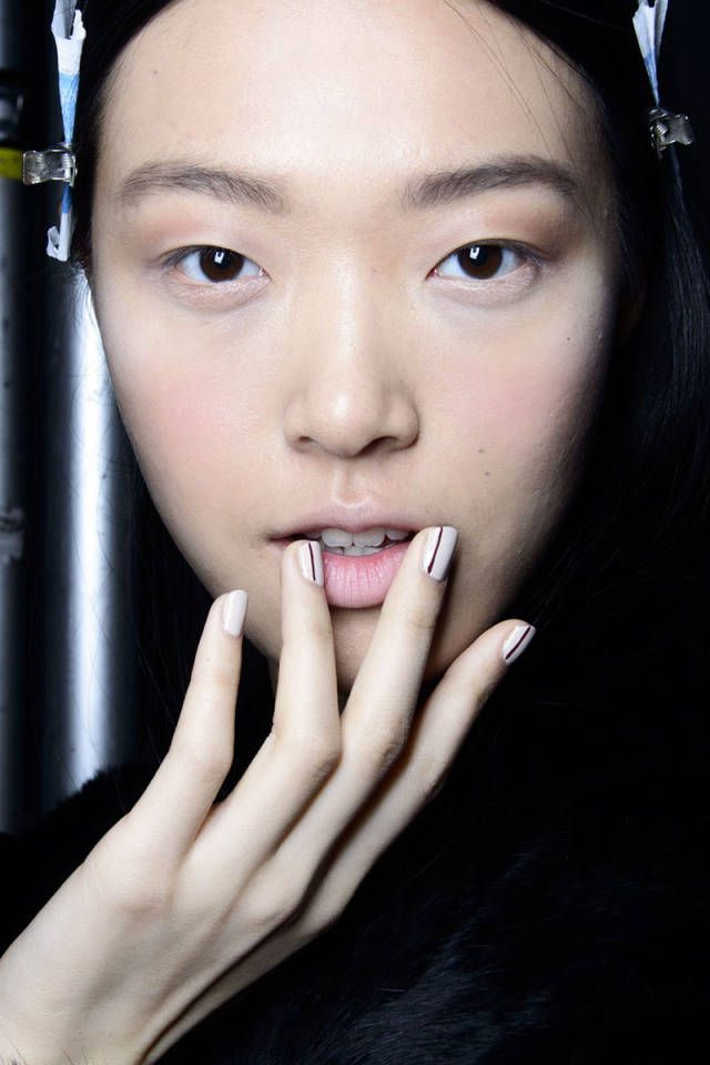 The Fall Nail Trends to Try Now   Nail trends, Hot nails and Makeup