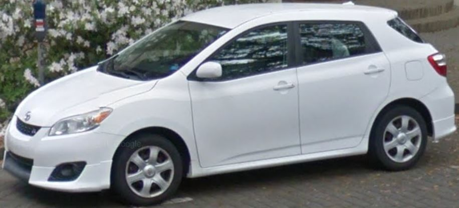 Toyota Matrix Toyota Matrixs Pinterest
