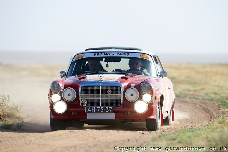 The 5th Peking to Paris Motor Challenge 2013