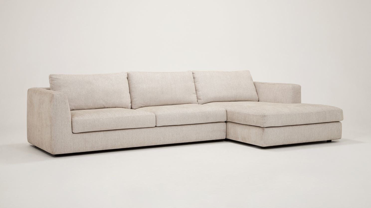 Cello 2 Piece Sectional Sofa With Chaise Sectional Sofa With